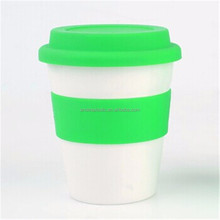 Double Wall Hot Sale Printed Reusable Plastic Cup