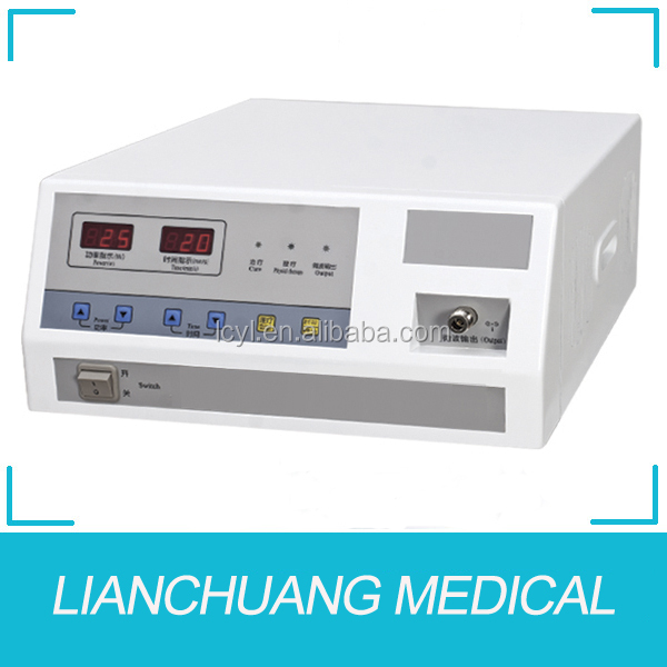 Widely used microwave physical therapy effectively