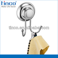 Super Suction Double Coat Hook