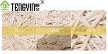 China suppliers new goods acoustic materials cheap wood wool soundproofing interior wall tiles