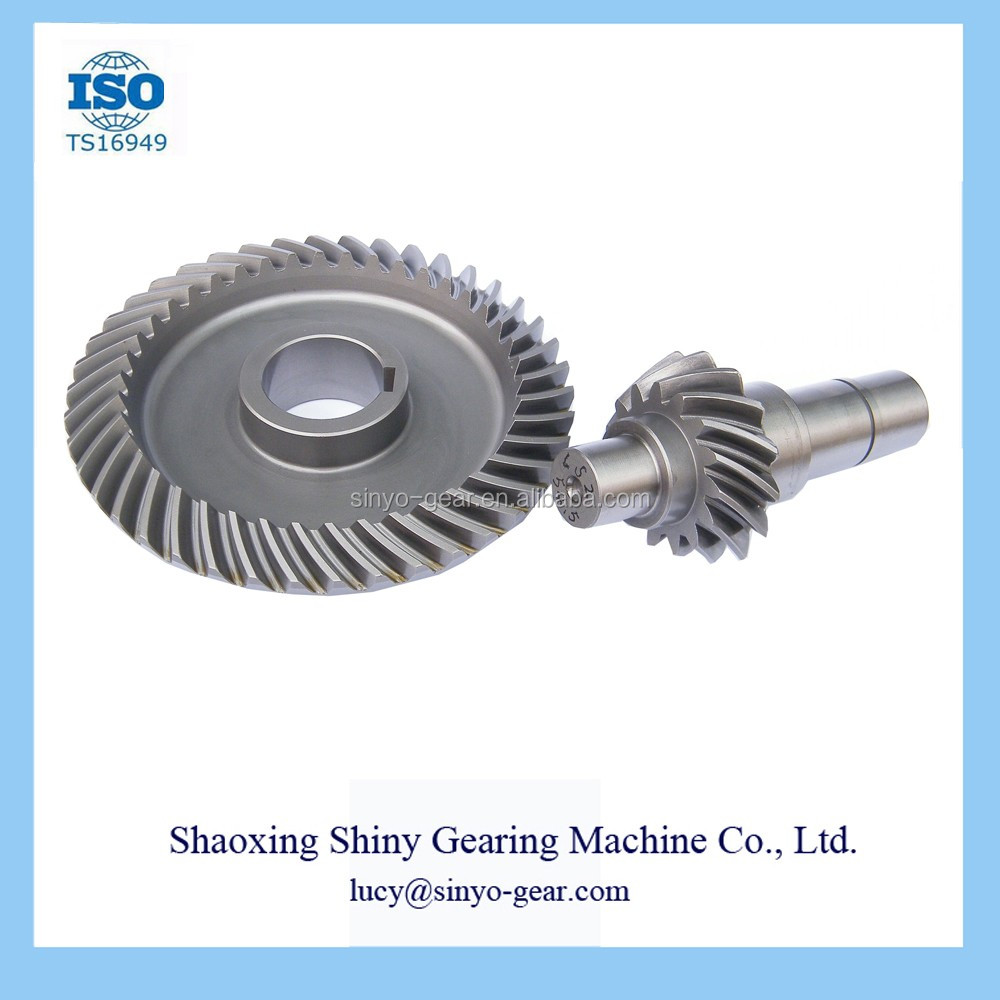 OEM Car and Forklift Car Bevel Gear Machine