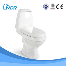 Portable ceramic washdown one piece composting toilet with sink