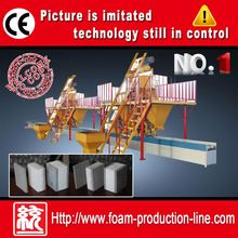 High Frequency fiberglass magnesium oxide board equipment