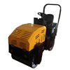 Diesel engine 1T compact road roller for construction