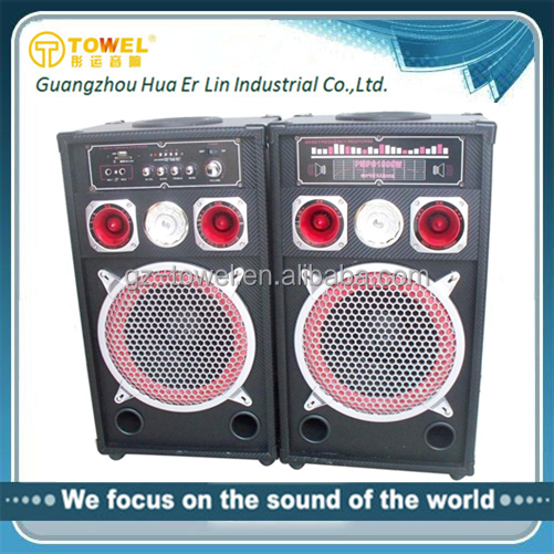 Multimedia 2.0 Computer Speakers Audio Mixer Box