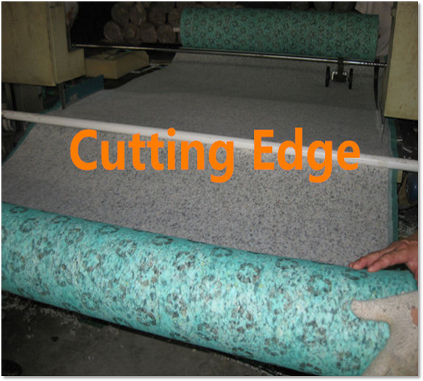 Popular sponge carpet underlay