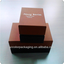 Dessert packaging, packaging different tastes of food packing box, gray boxes
