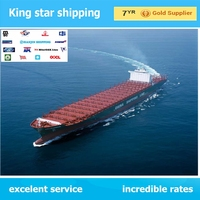 Cheapest sea freight rates/best sea freight service from China to Muscat