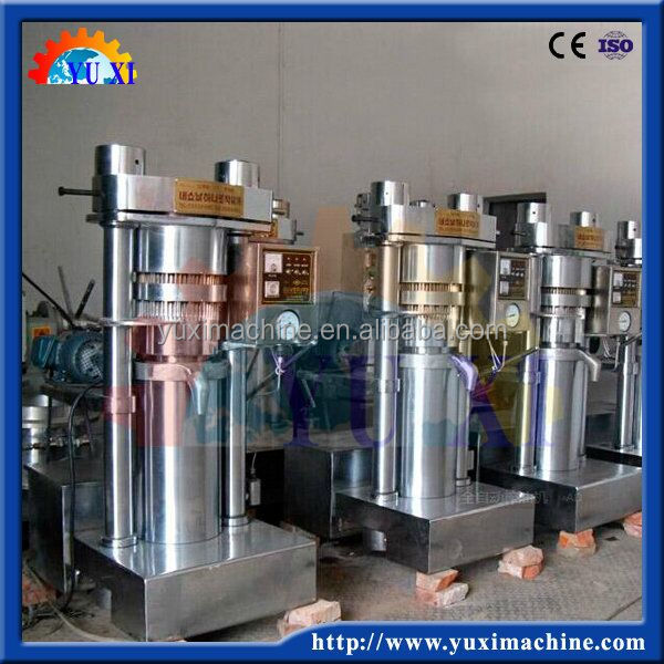 Professional Olive Oil Press Machine/ Cocoa bean oil press machine