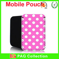 New design in 2014 neoprene sleeve for iphone 5