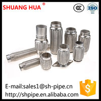Flexible Exhaust Manifold, Exhaust Pipe, Chinese Motorcycles