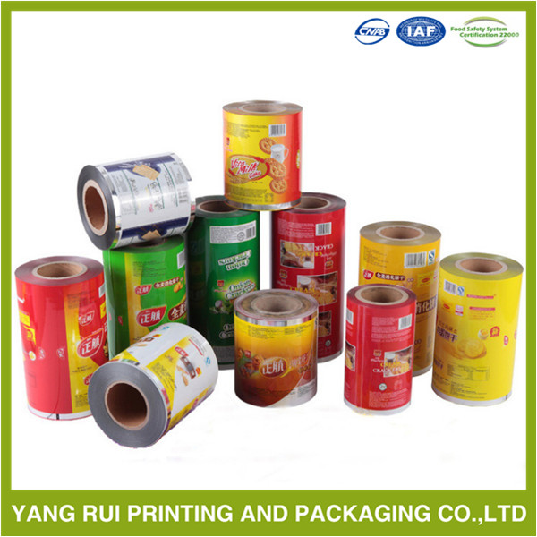 Made in china useful seed plastic film roll,hot sales packing roll film,soft plastic printed packaging roll film