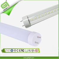 2013 Best Price!!! TUV SAA LISTED 2400MM 3000K SINGLE PIN LED LAMP T8 WITH ZERO LUMEN DEPRECIATION AT CONTINOUS 3000H TESTING