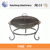 Garden Furniture Cast Iron Stove Fireplace Fire Pit With Chimney