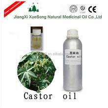 Pure natural factory price organic black castor oil