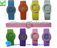 silicon watches ladies new types watch 2014