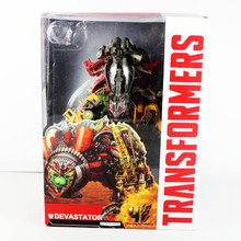 Movie Transforme fourth generations Devastator Combine Robot toy Action Figure