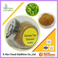 100% Natural Green Tea Extract Tea Polyphenol EGCG Catechin Caffeine