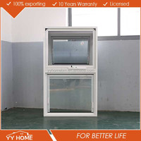 YY Home garage aluminium sliding door aluminium machinery for windows and door aluminium hinged door