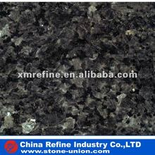 White diamond blue granite
