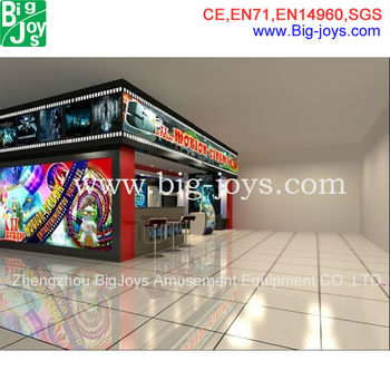 HOT sale 5D Cinema,3d,4d,7d cinema