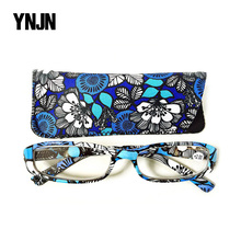 2016 new design japan hot sale wholesale novelty reading glasses with case