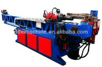 Anhui Dexi W28K-89 Roll bending CNC Electric servo moto 3 axis tube bender