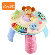 multifunctional education toy musical baby story teller with automated battery operated baby learning teller