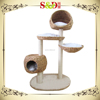 Funny style Water hyacinth cat accessories cat toy house for cats