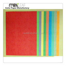 230gsm A4 size color embossed paper