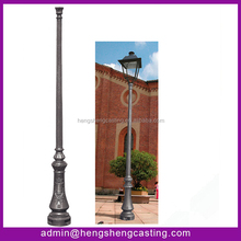 Heritage cast iron street lamp post decorative lamp post