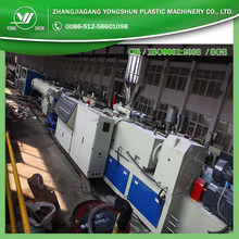Advanced technology pvc pipe making machine