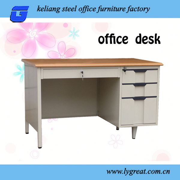 new product! metal wood computer desk