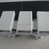 Customized Plastic Slat Bed Rubber Cap