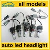 high power cree car led headlight h1 h3 h4 h7 h8/h9/h11 h13 9004 9005 9006 9007