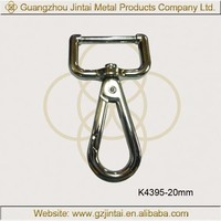 silver alloy swivel clasp 20mm