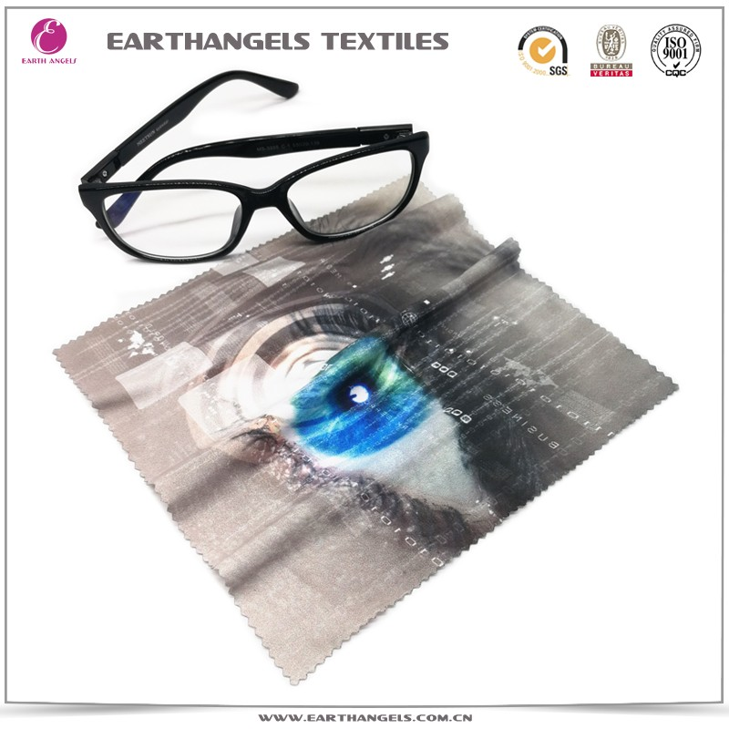 custom microfiber eyeglass cleaning cloths