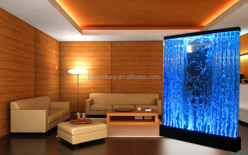 water bubble wall room divider screen with led <strong>light</strong>