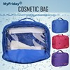 High quality custom waterproof large capacity travel bag set price