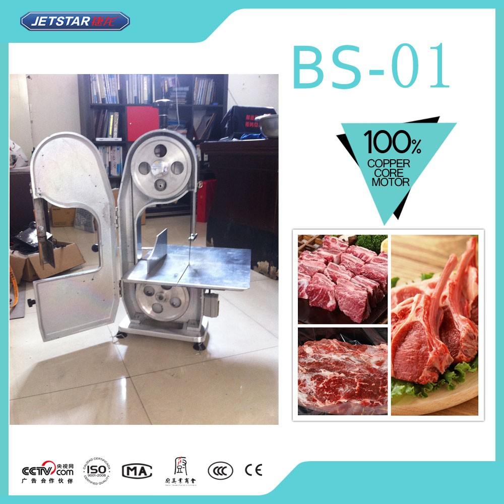 Multifunction Frozen Meat/Bone/Vegetable Cutting Machine With Saws