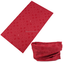 Top quality motorcycle tube bandana for hair accessories