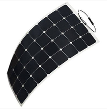 Quality Assurance Solar Panels Wholesale China Manufacture Of Solar Panels Flexible Solar Panel Marine 100W 18V For Home