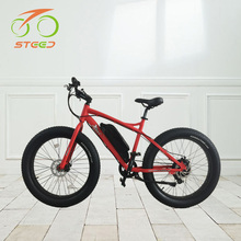 2017 china made best quality 26 inch 500w 8fun motor 48v electric bike with fat tire on sale