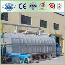 Tire pyrolysis plant/reactor/equipment