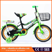 Hot new products steel and painting Frame used kids bicycle