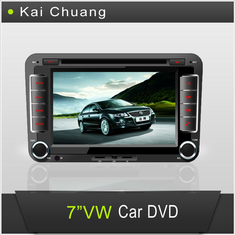 7inch VW PASSAT Variant Car DVD <strong>Player</strong> with GPS