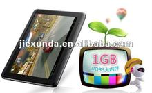 Cube U18GT Elite 7 inch capacitive screen Mali 400 Rockchip 2918 1.2GHz 1G RAM 8G ROM HDMI USB 3G WIFI android tablet pc