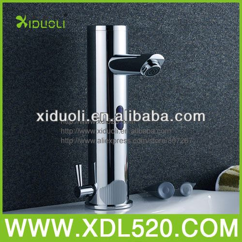 untique inductive basin mixer/electronic sensor faucet/hot sale infrared sensor faucet