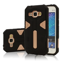 PC+TPU Bulk Cell Phone Case For Samsung Galaxy J120 2016,Combo Case for Phone Case,luxury phone case