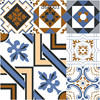 New Arrival Hand made Ceramic floor tiles in 600x600mm